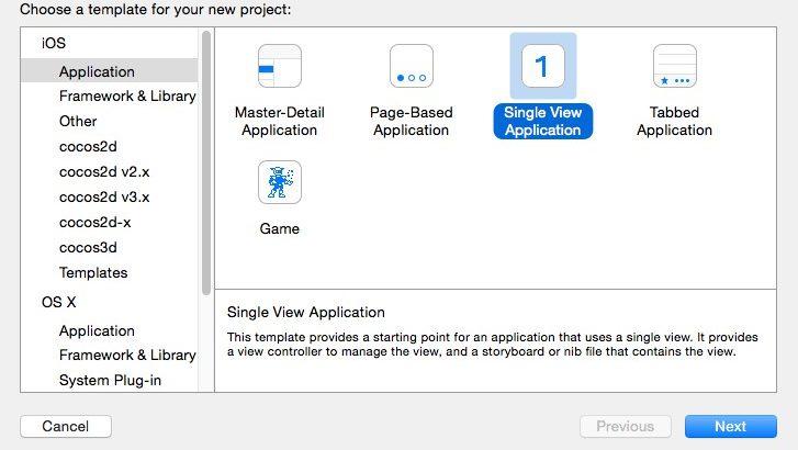 Разработка приложений для iOS: первое приложение