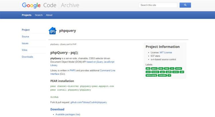 PhpQuery парсер сайтов