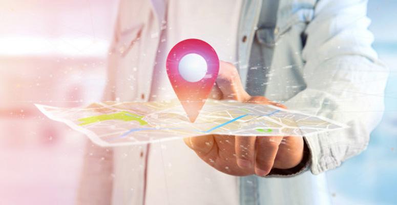 Яндекс карта с управлением для сайта